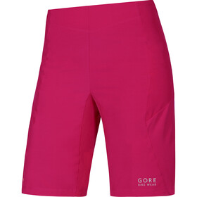GORE BIKE WEAR Power Trail - Culotte corto sin tirantes Mujer - rosa